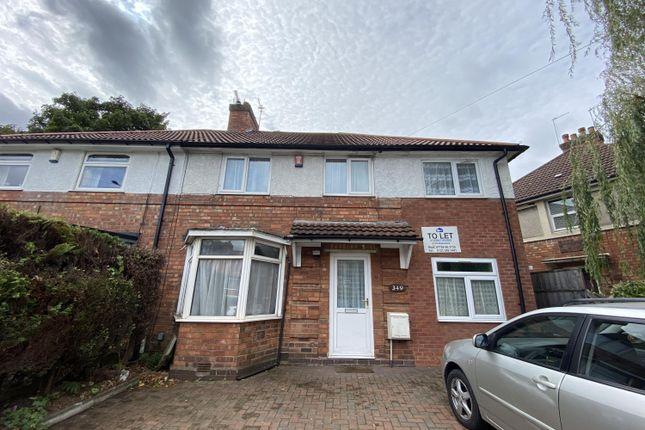 Thumbnail Semi-detached house to rent in Harborne Lane, Harborne, Birmingham
