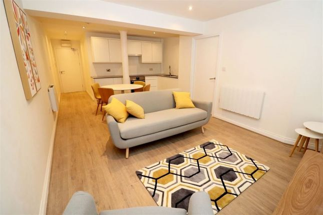 Thumbnail Flat to rent in Albion House, Little Germany, Bradford