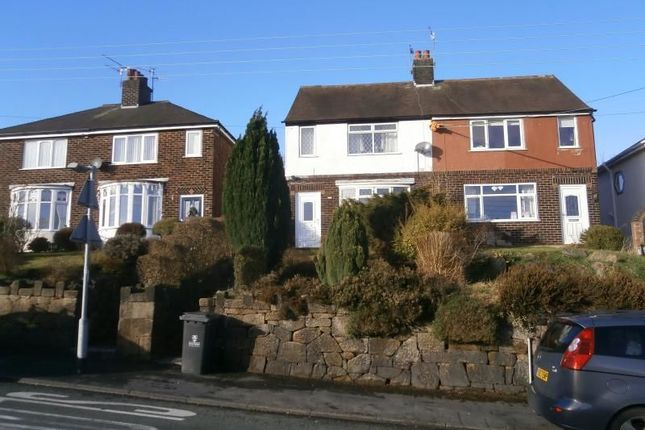 Thumbnail Semi-detached house to rent in Newpool Road, Knypersley, Stoke-On-Trent