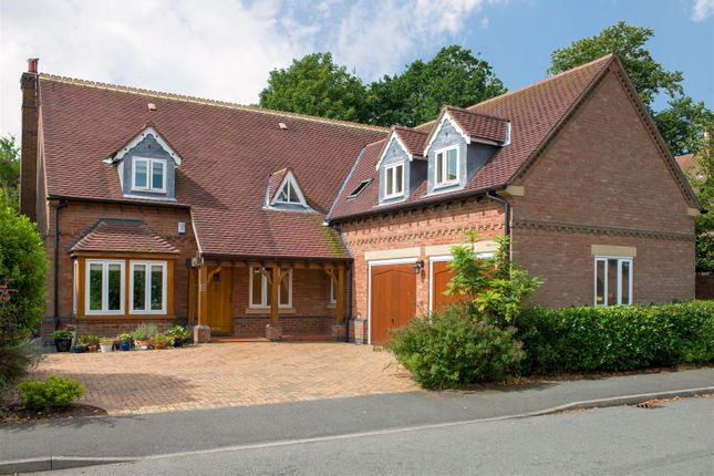 Thumbnail Detached house for sale in Henry Dane Way, Newbold Coleorton, Coalville