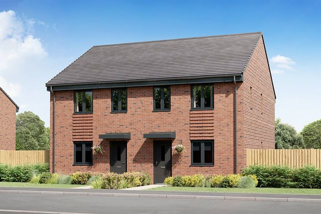 Thumbnail Semi-detached house for sale in Sunflower Court, Balby, Doncaster