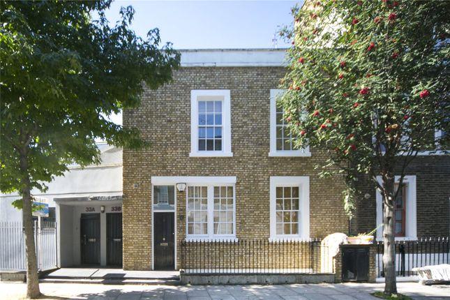 Thumbnail Detached house for sale in Remington Street, Islington
