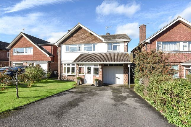 Thumbnail Detached house for sale in Weatherbury Way, Dorchester, Dorset