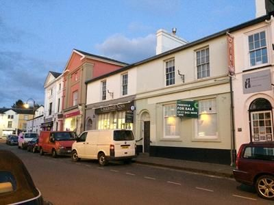 Thumbnail Retail premises for sale in 50 High Street, Crickhowell