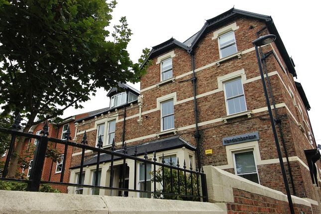 Thumbnail Flat for sale in Manor Road, Carlton House, Tynemouth