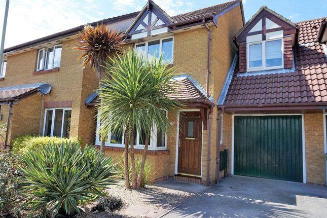 Thumbnail Terraced house for sale in Elder Close, Locks Heath