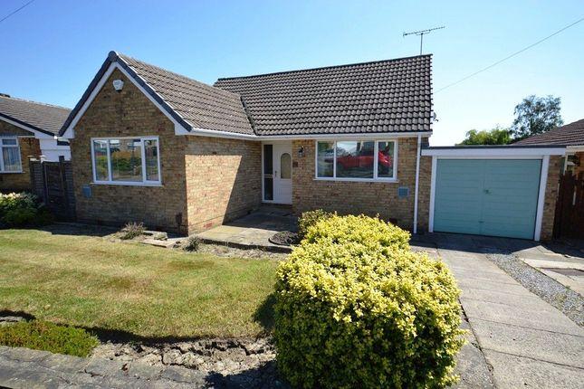Thumbnail Detached bungalow for sale in Arran Drive, Horsforth, Leeds, West Yorkshire