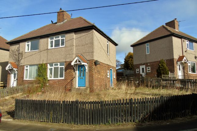 Front of Weardale Crescent, Tow Law, Bishop Auckland DL13