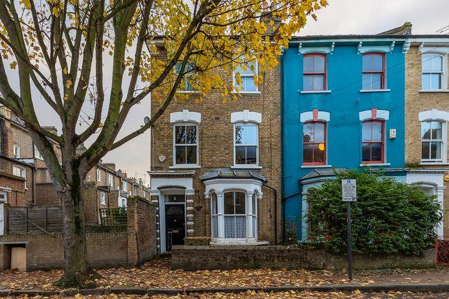 Thumbnail Flat to rent in Evershot Road, London
