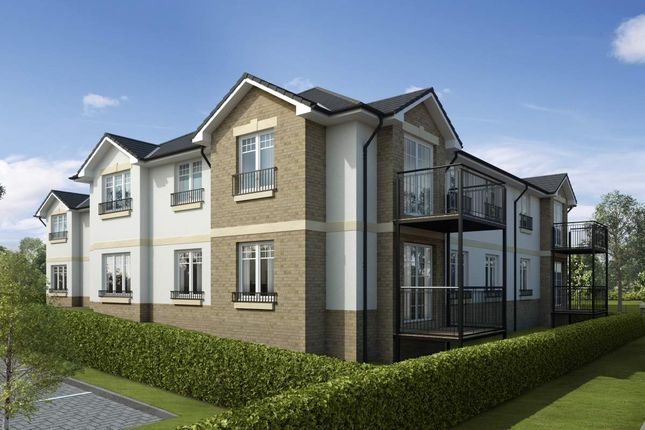 "Thumbnail Flat for sale in ""Lamlash"" at Cathkin Road, Carmunnock, Clarkston, Glasgow"