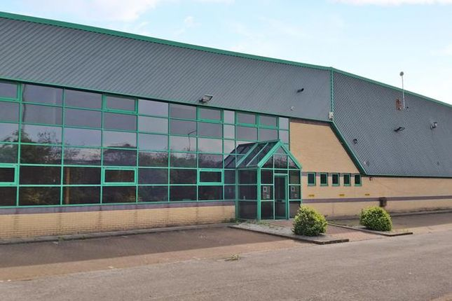 Thumbnail Light industrial for sale in Burma Drive, Hull