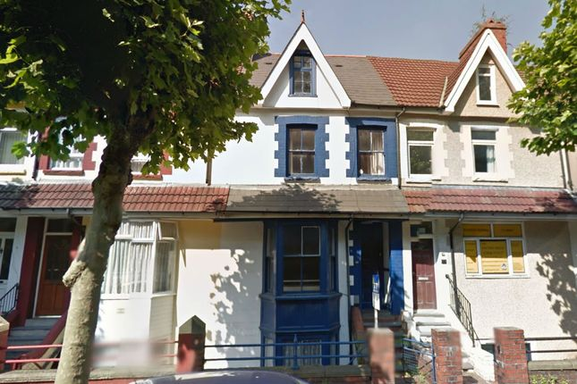 Thumbnail Terraced house to rent in Broadway, Treforest, Pontypridd