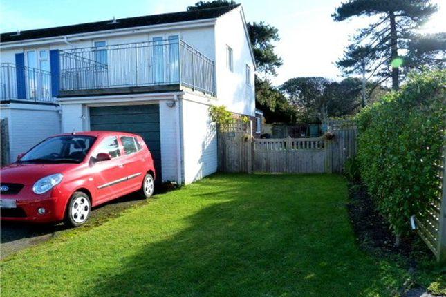 Thumbnail End terrace house for sale in Coastguard Way, Christchurch, Dorset