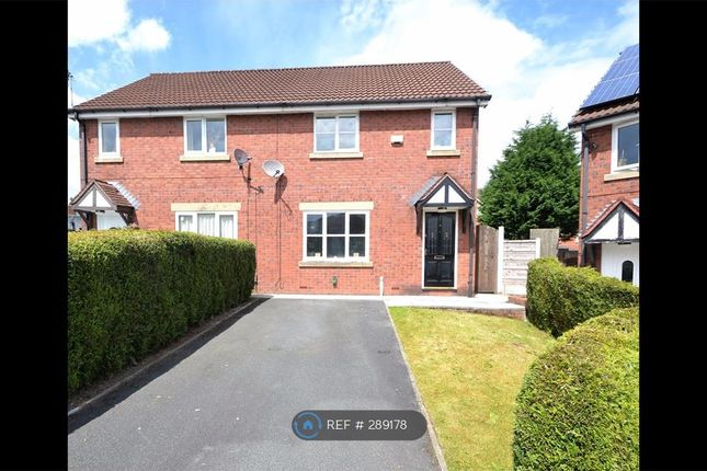 Thumbnail Semi-detached house to rent in Bolton, Bolton