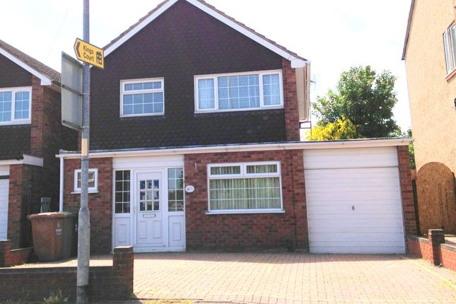 Thumbnail Detached house to rent in Old Park Road, Wednesbury
