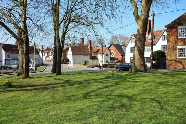 Thumbnail Cottage for sale in The Green, Wethersfield, Braintree, Essex