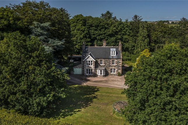 Thumbnail Detached house for sale in Conglass Farmhouse, Inverurie, Aberdeenshire