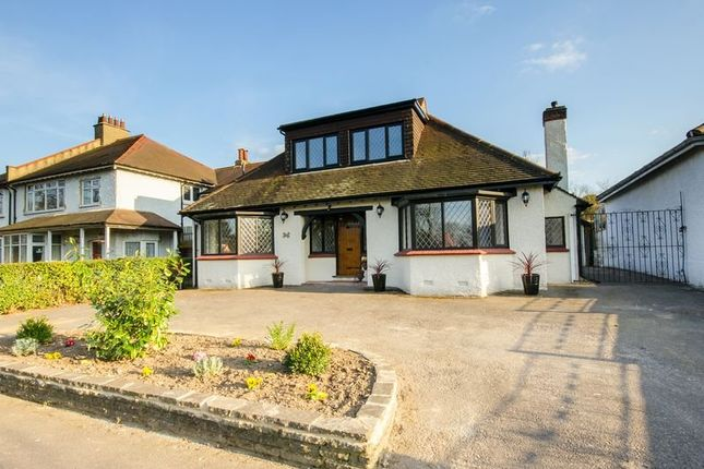 Thumbnail Detached bungalow for sale in Stafford Road, Wallington