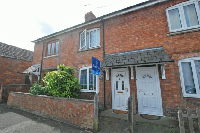 Thumbnail Terraced house for sale in West Street, Evesham