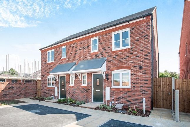 Thumbnail Semi-detached house for sale in Withybed Lane, Inkberrow, Worcester