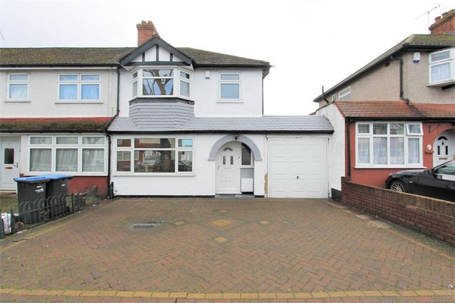 Thumbnail End terrace house for sale in Bedford Road, London