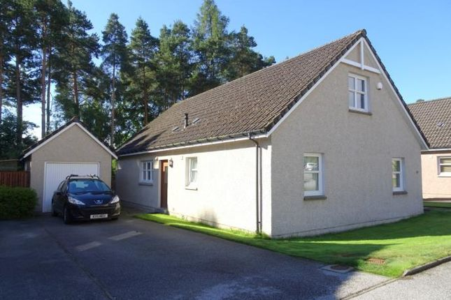 Thumbnail Detached house to rent in Ash Tree Road, Banchory