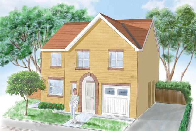 Detached house for sale in Clos Coed Derw, Penygroes, Llanelli