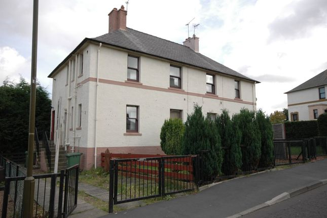 Thumbnail Flat to rent in Northfield East, Tranent
