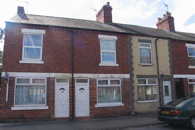 Thumbnail Terraced house to rent in Windsor Street, Beeston