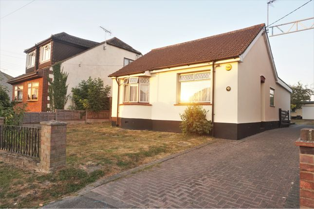 Thumbnail Detached bungalow for sale in Highlands Road, Basildon