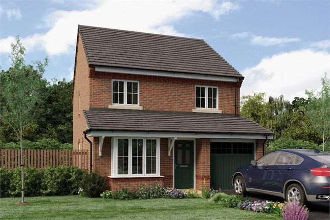 "Thumbnail Detached house for sale in ""Greene"" at Hind Heath Road, Sandbach"