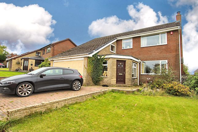 Thumbnail Detached house for sale in Norwick Close, Bolton