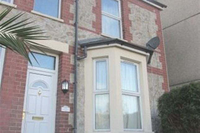 Thumbnail Property to rent in Courtenay Road, Barry