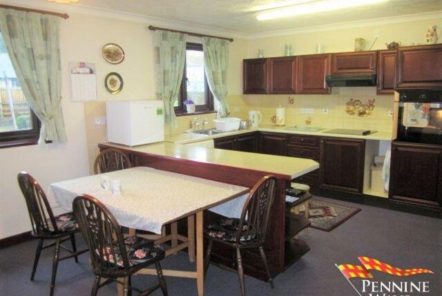 Kitchen/Diner of Irthing Park, Gilsland, Cumbria CA8