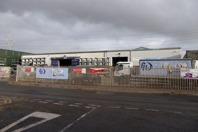 Thumbnail Warehouse for sale in Lamson Road, Rainham