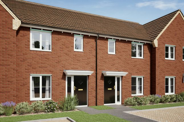 Thumbnail Terraced house for sale in Great Western Park, Didcot