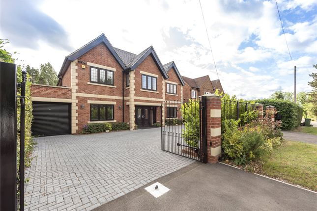 Thumbnail Detached house for sale in Rogers Lane, Stoke Poges, Buckinghamshire