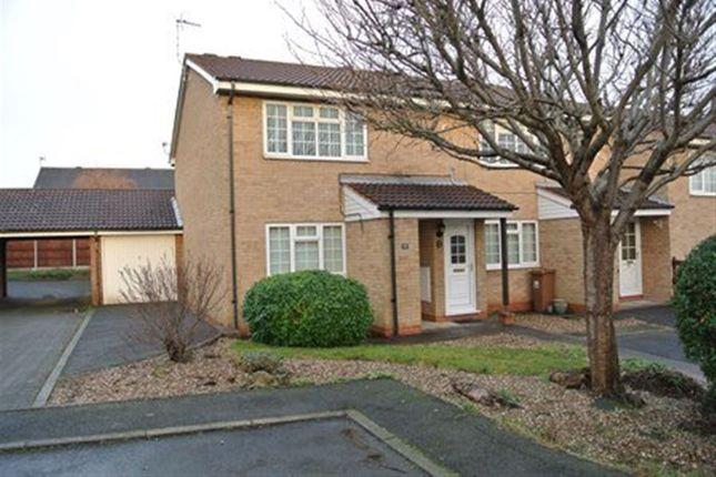 Thumbnail Maisonette to rent in Windsor Court, Sandiacre, Nottingham