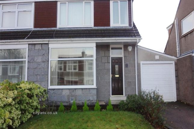 Thumbnail Detached house to rent in Monymusk Terrace, Hazlehead, Aberdeen