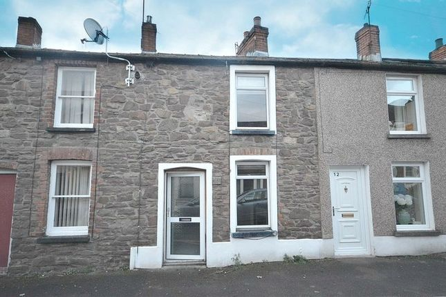 Thumbnail Terraced house for sale in Princes Street, Abergavenny