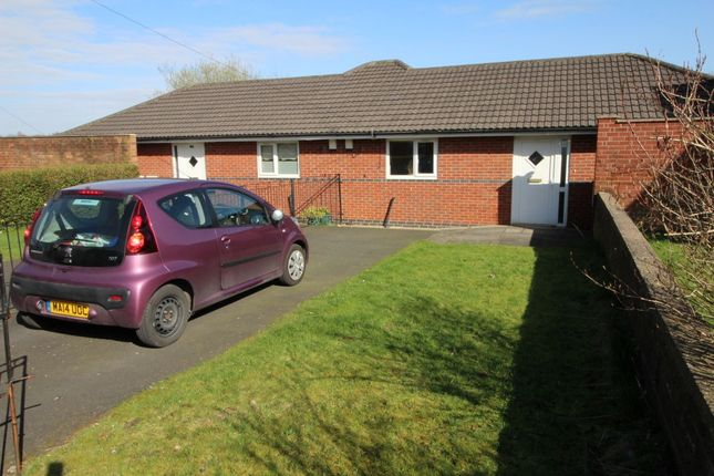 Thumbnail Semi-detached bungalow to rent in Markfield Crescent, Woolton