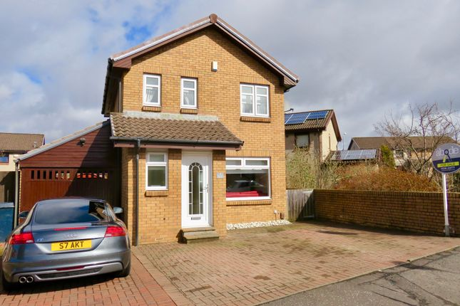 Thumbnail Detached house for sale in Lauranne Place, Bellshill