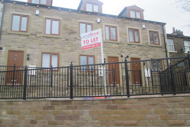Thumbnail Town house to rent in Hill Top Lane, Thornton