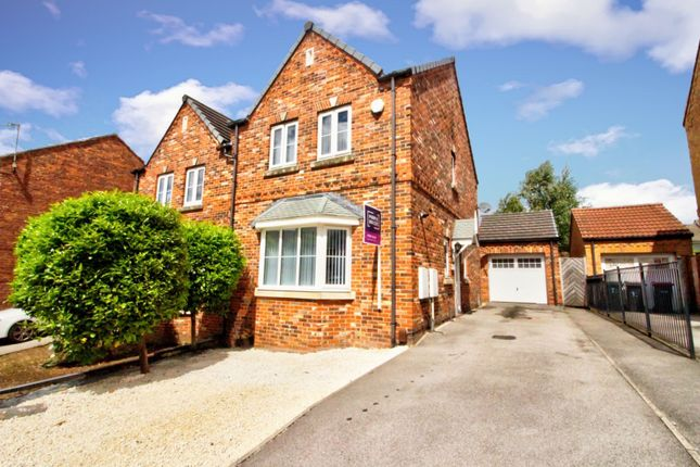 Thumbnail Semi-detached house for sale in France Street, Rotherham