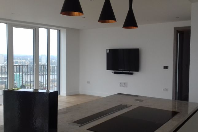 Thumbnail Flat to rent in Vaughan Way, London
