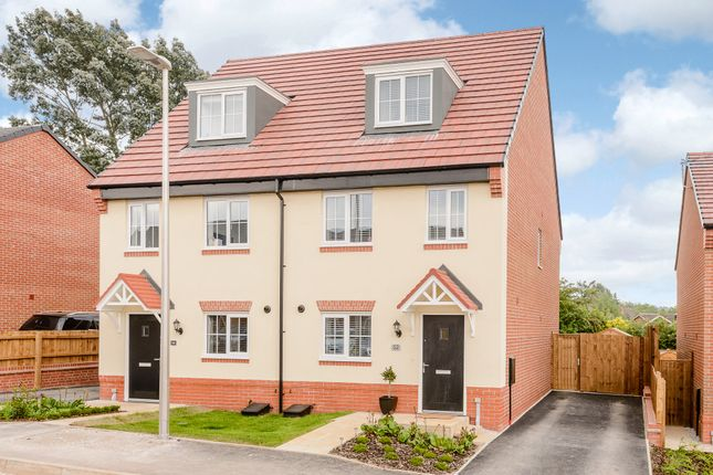 Thumbnail Semi-detached house for sale in Firecrest Way, Kelsall