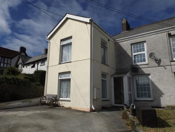 Thumbnail Semi-detached house for sale in St. Austell, Cornwall