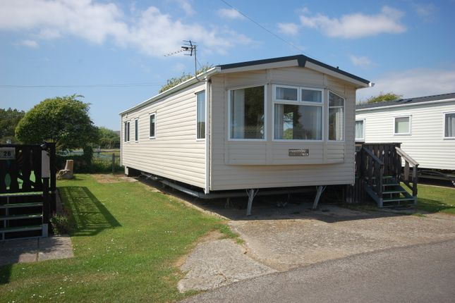Mobile/park home for sale in White Horse, Selsey