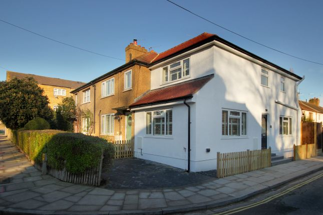 Thumbnail End terrace house for sale in Chilton Avenue, London