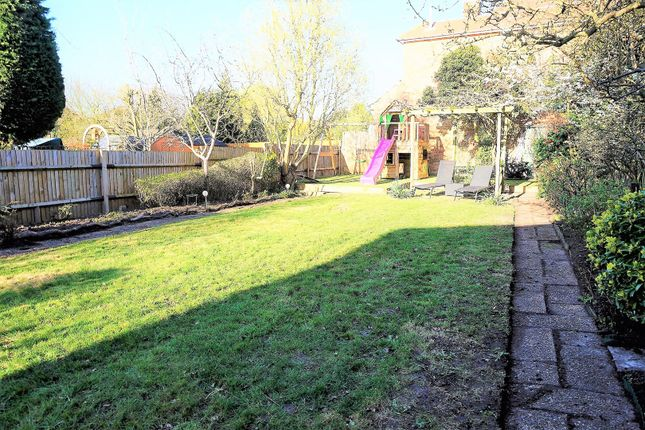 Thumbnail Semi-detached house for sale in Highfield Road, Surbiton